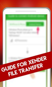 Guide Xender File Transfer and Sharing screenshot 1