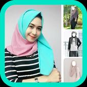 Hijab Beauty Photo Montage icon