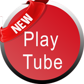 Play tube icon