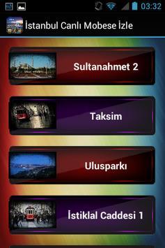 İstanbul Canlı Mobese İzle screenshot 1
