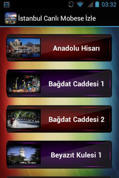 İstanbul Canlı Mobese İzle poster