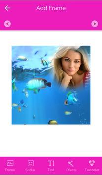 Aquarium Photo Frame screenshot 2
