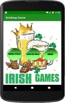 Irish Drinking Game poster