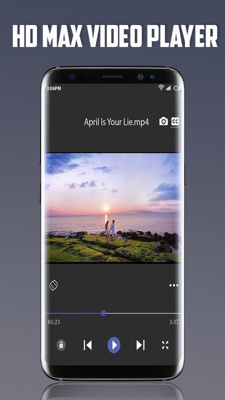 Přehrávač HD MX - Přehrávač 4K Video plynule přehrává video formáty profesionálních přehrávačů. Podporuje HD, full HD a 4K videa. Můžete si vychutnat vysokou kvalitu nebo zvuk na zařízení se systémem Android bez námahy.