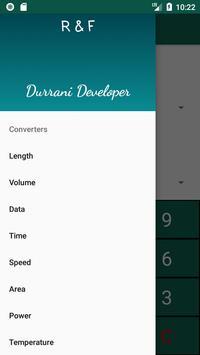 Unit Converter screenshot 3