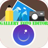 Gallery Foto Editor icon