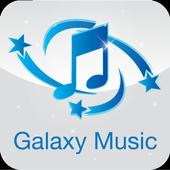 GalaxyMusic icon