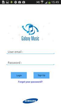 GalaxyMusic poster