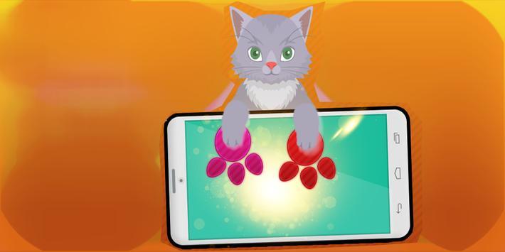 cat paw print detector screenshot 2
