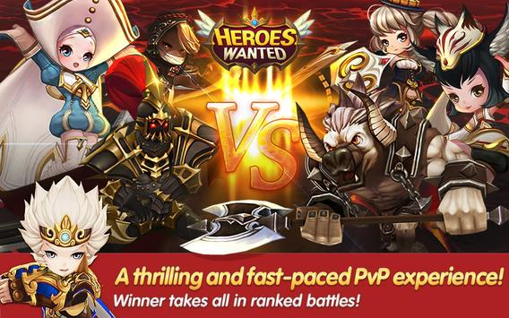 HEROES WANTED : Quest RPG screenshot 14