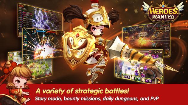 HEROES WANTED : Quest RPG screenshot 11