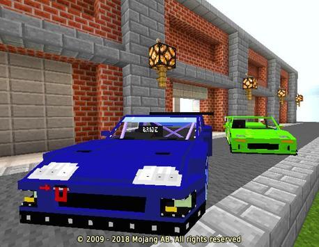 Minecraft Spiele Mod Mit Autos Für Android APK Herunterladen - Minecraft spiele mit autos