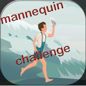 mannequin challenge icon