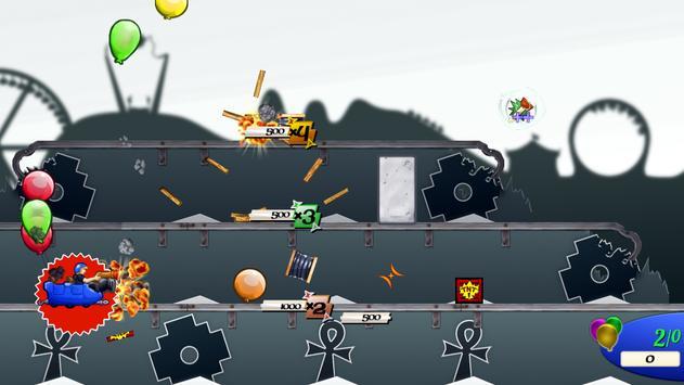 Straining Coasters apk screenshot