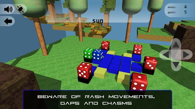 ODMO Lite, free 3D puzzle game apk screenshot