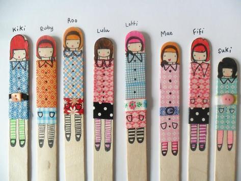 DIY Popsicle Stick Craft apk screenshot