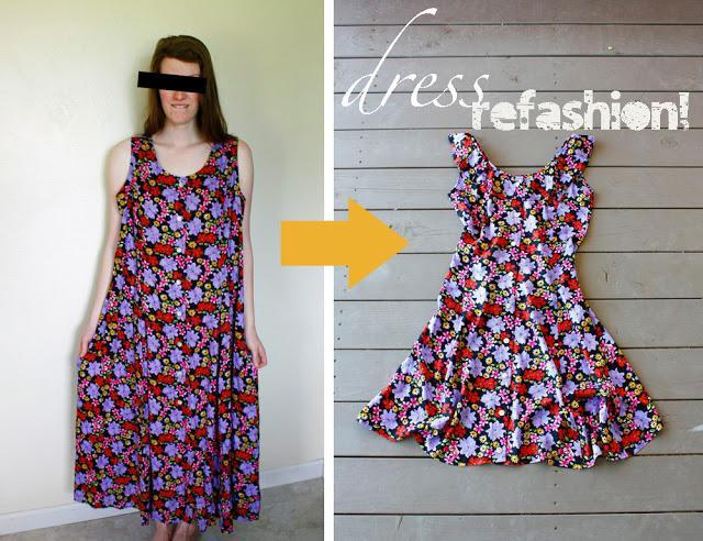 DIY Refashion Old Clothes poster