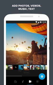 Quik – Free Video Editor for photos, clips, music poster