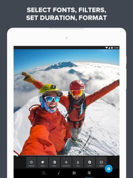 Quik – Free Video Editor for photos, clips, music apk screenshot