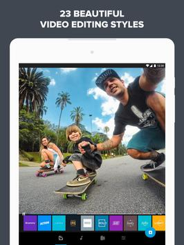 Quik – Free Video Editor for photos, clips, music apk screenshot
