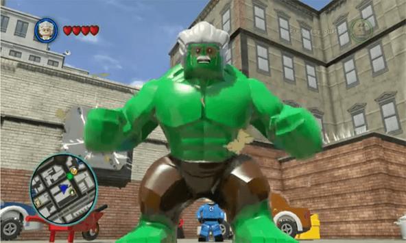 Stupefy LEGO Monster Shark Battle screenshot 2