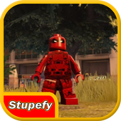 Stupefy LEGO Spider Legend icon