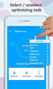 Battery Optimizer screenshot 2