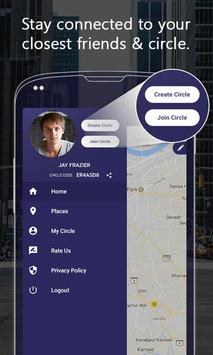 Friends & Family Locator: Phone Tracker & Chat poster