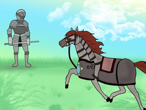 生物智慧系列-戰馬 apk screenshot