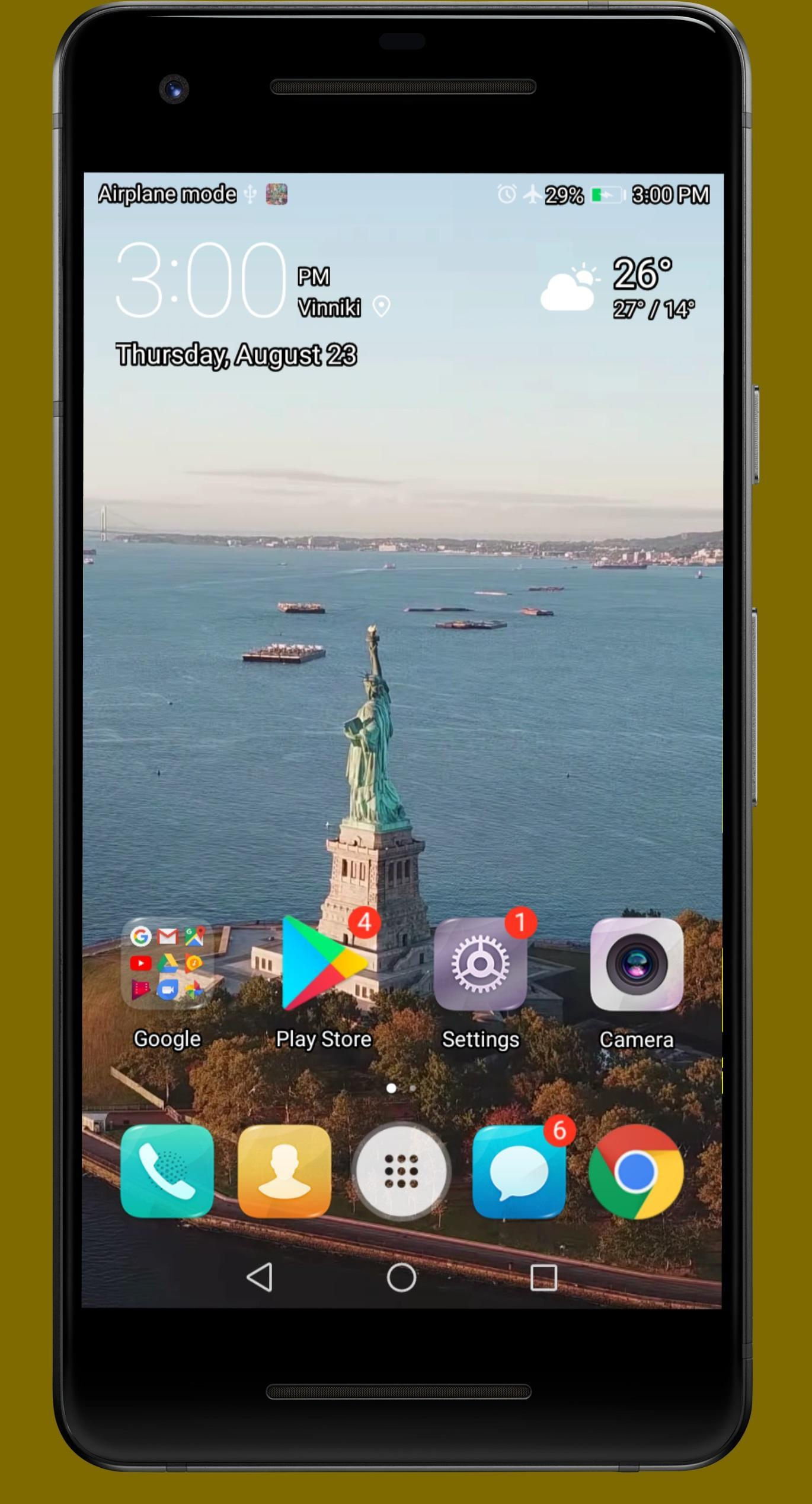4k Statue Of Liberty Video Wallpaper For Android Apk Download