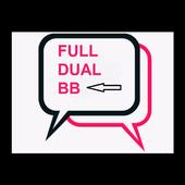Full Dual BB Transparan icon