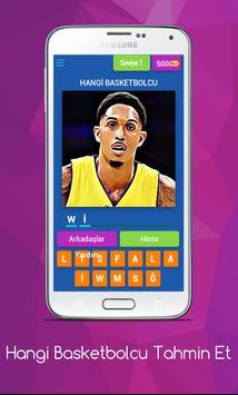 Hangi Basketbolcu Tahmin Et poster