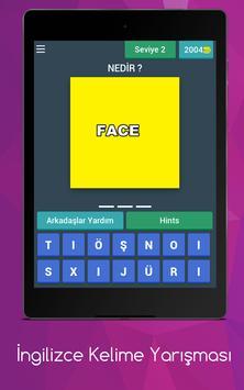 İngilizce Kelime Bilgi Yarışması screenshot 1