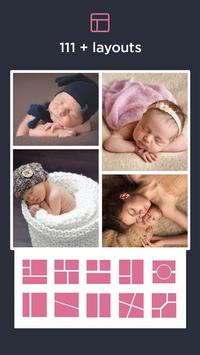 Baby Pics Collage Photo Editor poster