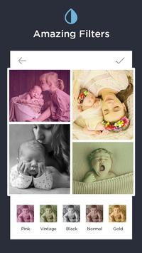 Baby Pics Collage Photo Editor screenshot 1