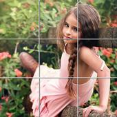 Girls Puzzle icon
