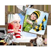 Winter Photo Frames icon