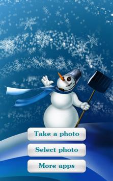 Winter Photo Frames poster