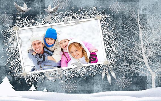 Winter Photo Frames apk screenshot