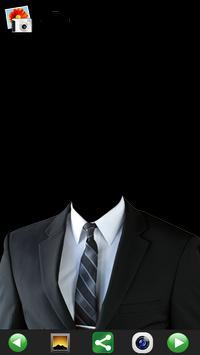 Suits Men Photo Effects poster