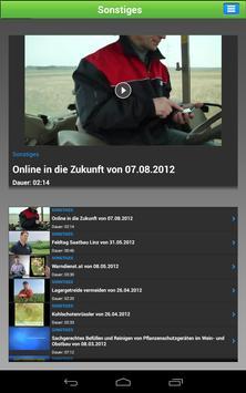 BayerAgrar TV screenshot 3