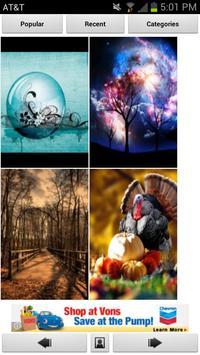 Backgrounds screenshot 5