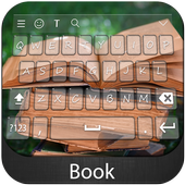 Book Keyboard Theme icon