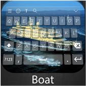 Boat Keyboard Theme icon