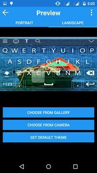 Boat Keyboard Theme apk screenshot