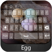 Egg Keyboard Theme icon