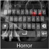 Horror Keyboard Theme icon