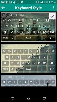 Industrial Keyboard Theme screenshot 4