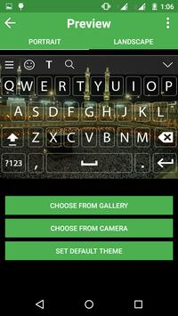 Mecca Keyboard Theme apk screenshot