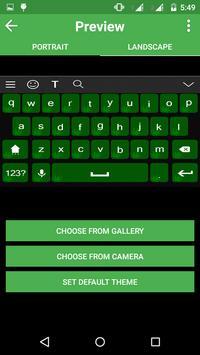 Rasta Weed Keyboard Theme apk screenshot